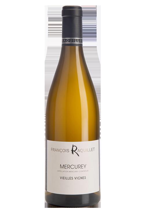 domaine raquillet vieilles vignes blanc mercurey